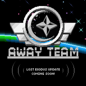 The Away Team's Lost Exodus update is coming soon